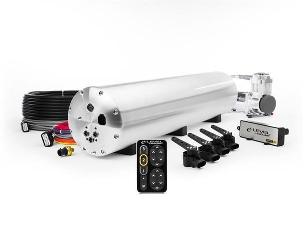 Air Management System, 5 Gallon Tank, External Compressor, Wireless Controller, Black Cerakote Tank, Kit