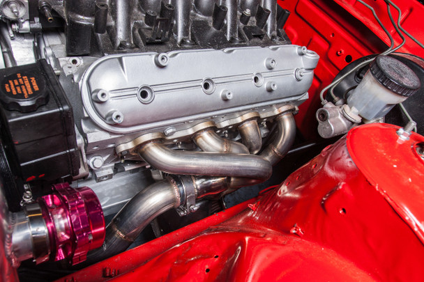 """Big T76 Turbo, Good For 600 WHP to the Wheel. 3"""" Turbo Downpipe LSx Turbo Kit for S13/S14/240SX  It Is A Simple Setup for Drifters Who Want Big Power, Comes with Many Innovative Features: 1. Keeps Radiator at Stock Location. 2. Use A Patented Twin 2.5"""" to T4 Cast Merge Collector, Provides the Best Flow for Turbo Spooling.  3. Support Big T4 Turbo (We Used T76 Turbo for This Setup), Up to 600 WHP 4. Support Dual 44MM Vband Wastegate   Product Being Sold: T76 Turbo, Manifolds, Downpipes & Wastegate  Product Info and Spec: Turbo and Wastegates: - 4"""" Air Inlet, 2.5"""" Compressed Air Outlet - Standard T4 Flange - 76mm Wheel Compressor - P Trim .96 A/R Turbine - 3"""" V-band Hot Side - 44mm Wastegate 8 PSI (2 pcs)  Manifolds: - High Flow Mandrel Bent Runners - 2.5"""" Cross Pipe - Supports T4 Turbo - Supports Dual 44mm Wastegate - Twin 2.5"""" to T4 Cast Merge Collector Provides The Best Exhaust Flow  Downpipe: - 3"""" Vband Connects to Turbo - 3"""" Stainless Steel Downpipe - Downpipe Ends Somewhere Close to the Transmission End - You Will Need to Come Up with The Rest Of the Exhaust System  Item Inclueded: -T76 Turbo x1 -Turbo Manifold Downpipe Kit x1 -44MM 8Psi V Band Wastegate x2 -Oil Filter Sandwich and Oil Line Kit x1 -Air Filter x1 -Set of Vband Clamp x1 -Twin 2.5"""" to T4 Elbow Adapter x1"""