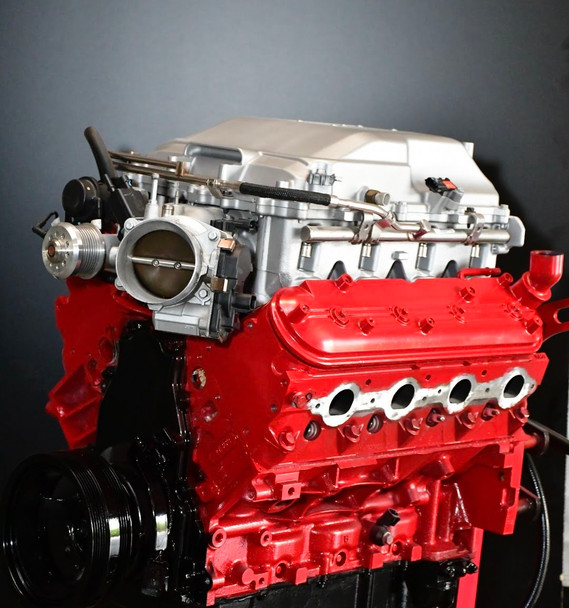6.2 LS3 Motor with LSA Supercharger. Easily make 600-700 HP with simple upgrades (injectors, cam, different fuel pump and tune). This combo only has 38k miles on it. Changed plan on build. Ready to go. If you want to make it a combo with LS swap kit, headers, let me know. We can make that happen for you. Will help with shipping. Have loading dock for easy shipping or pickup. Excellent condition. Drop it in, wire it up and go!