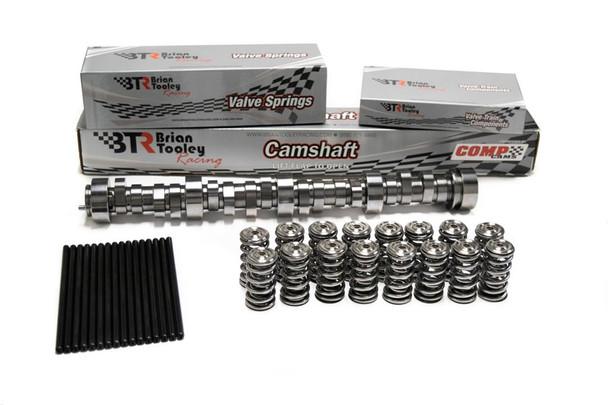 Camshaft Kit, BTR Stage 3 LS1/LS2, Duration 231/242, Lift .617/.592, Valve Springs, 7.425 in. Length Pushrods, Chevy, 5.7L, 6.0L, Kit
