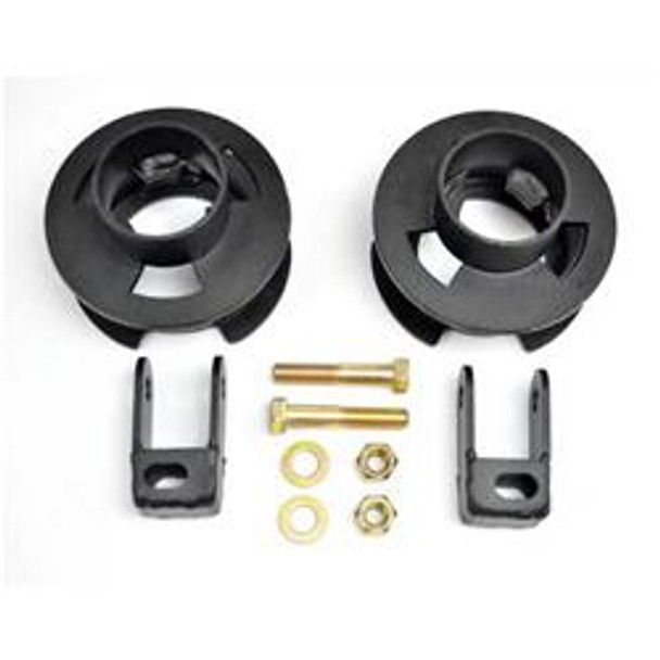 Suspension Leveling Kit, Spacer, 2.50 in. Front, Ford, Kit