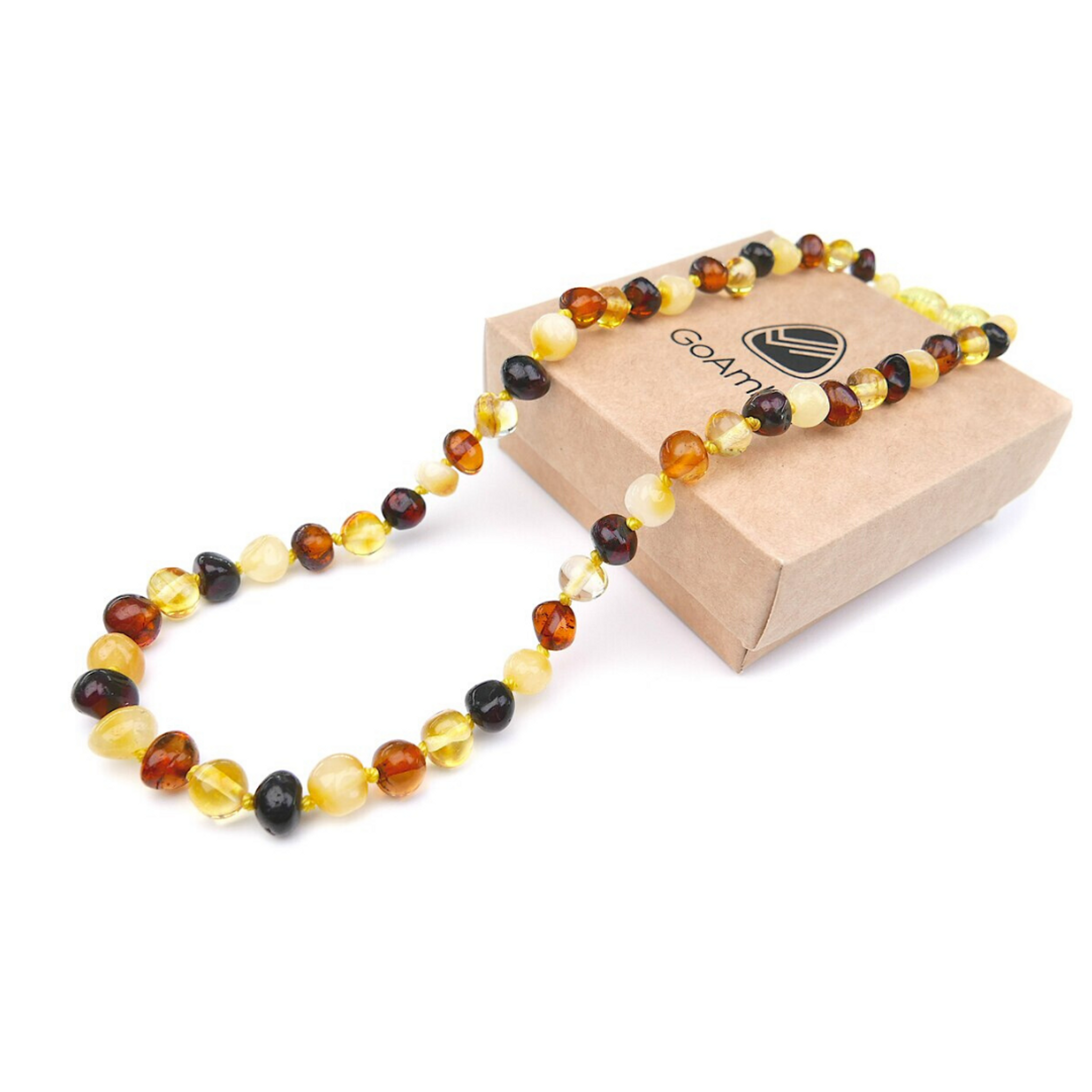 GoAmber Teething Necklaces