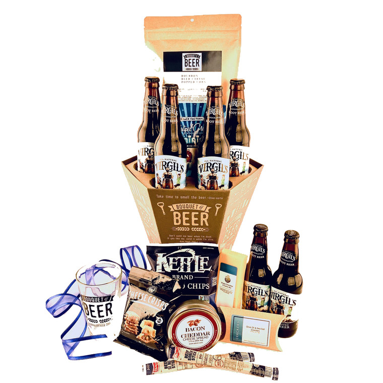 Virgil's Rootbeer Gift Box (non-alcoholic)