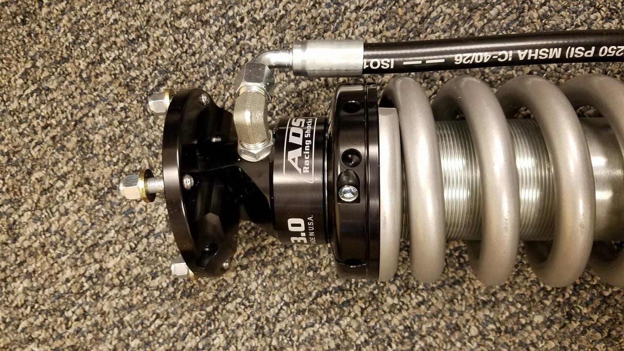 ADS 07+ Tundra 3.0 Coilovers with Clicker Adjusters