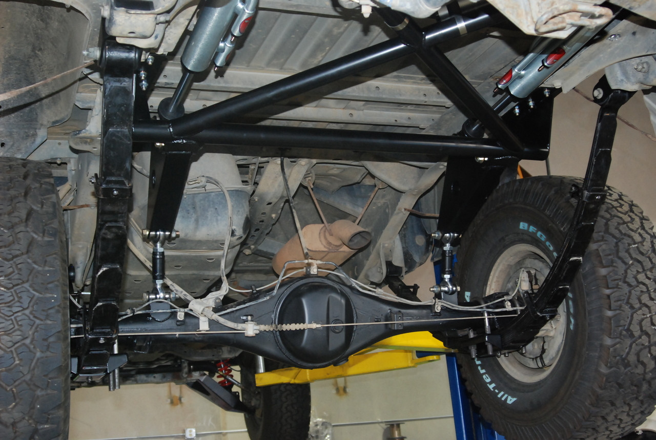 00-06 Tundra Rear Cantilever Kit