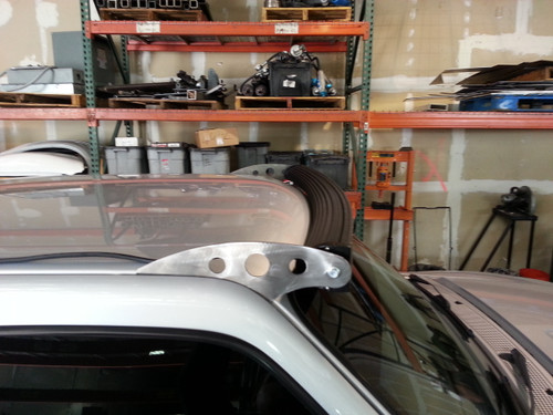 "93-12 Ford Ranger 50"" Radius Bar Mounts"