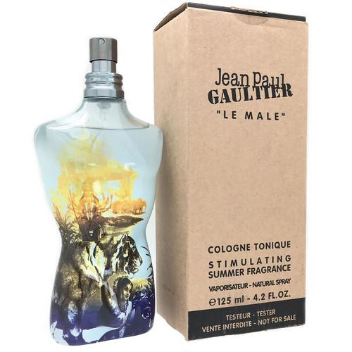 Le Male JPG 4.2 oz Cologne Tonique Stimulating Summer Fragrance