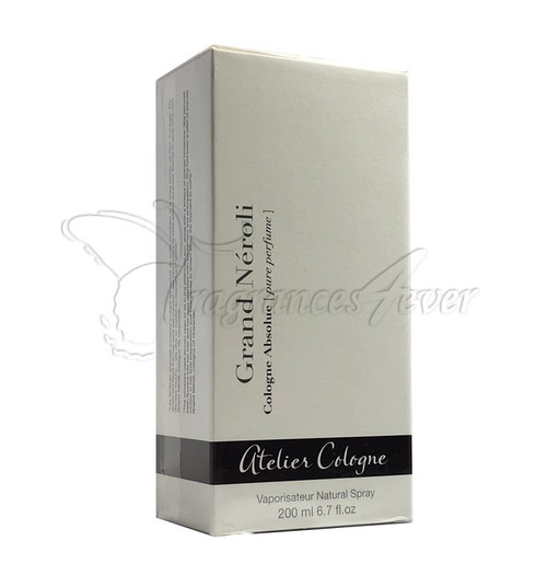 Grand Neroli by Atelier Cologne Pure Perfume 6.7 oz Unisex Spray