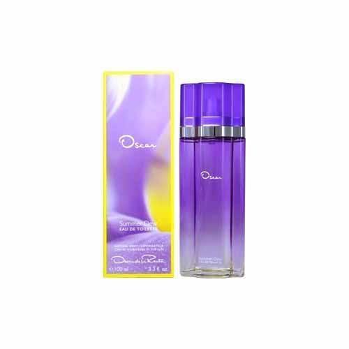 Oscar Summer Dew 3.3 oz / 100 ML By Oscar De La Renta Eau De Toilette New In Box