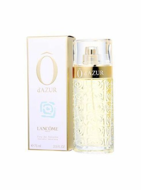 D'AZUR By Lamcome Eau De Toilette 2.5 oz For Women -LN4006