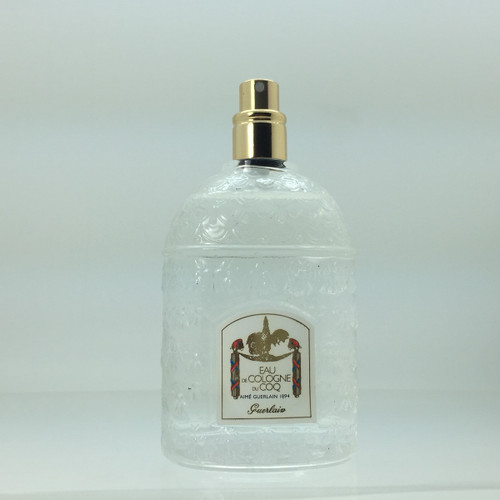 Guerlain Du Coq Eau De Cologne 3.4 oz 100 ml No Box Without Cap