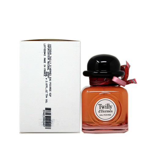 Twilly d'Hermes Eau Poivree Eau de Parfum 2.87 oz / 85 ml Spray  White Box