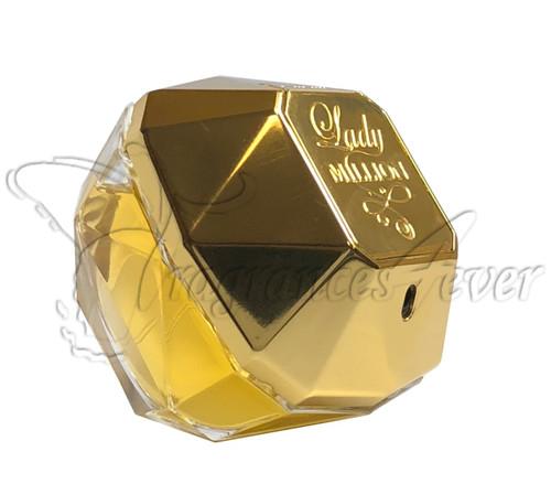 Paco Rabanne Lady Million 2.7 oz Perfume Unbox
