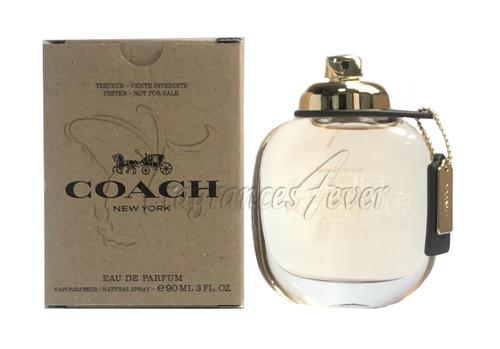 Coach New York 3 oz / 90 ML Eau De Parfum Tstr Spray
