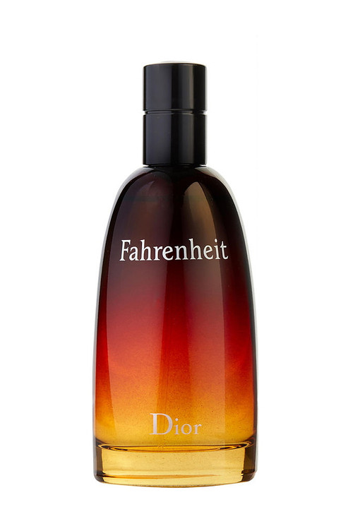 Fahrenheit By Christian Dior Eau de Toilette 3.4 oz / 100 ml Men's Spray Unbox
