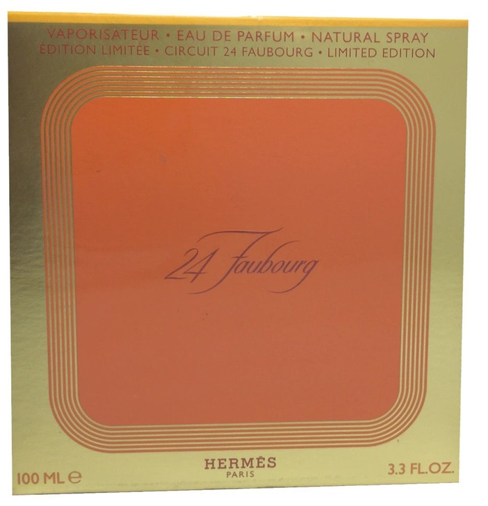 Hermes 24 Faubourg Limited Edition EDP Circuit For Women 3.3 oz SEALED