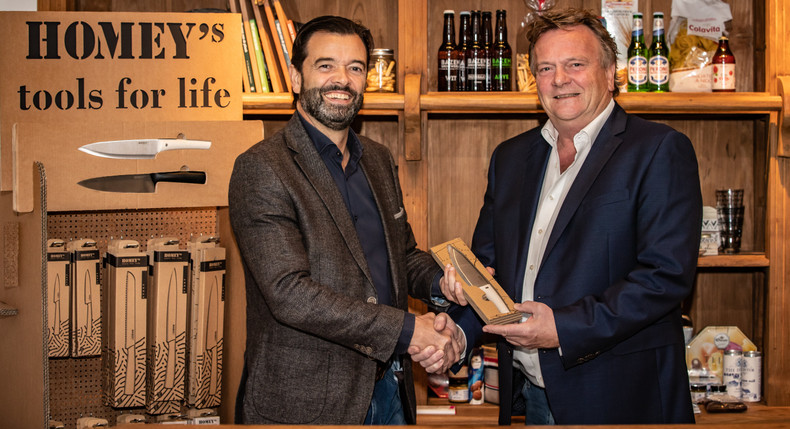 SPOTLIGHT | Brandwijk omarmt nieuwe duurzame gift Homey's