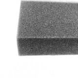 1 1/2 inch gun case foam