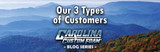 ​The 3 Types of Carolina Custom Foam Customers