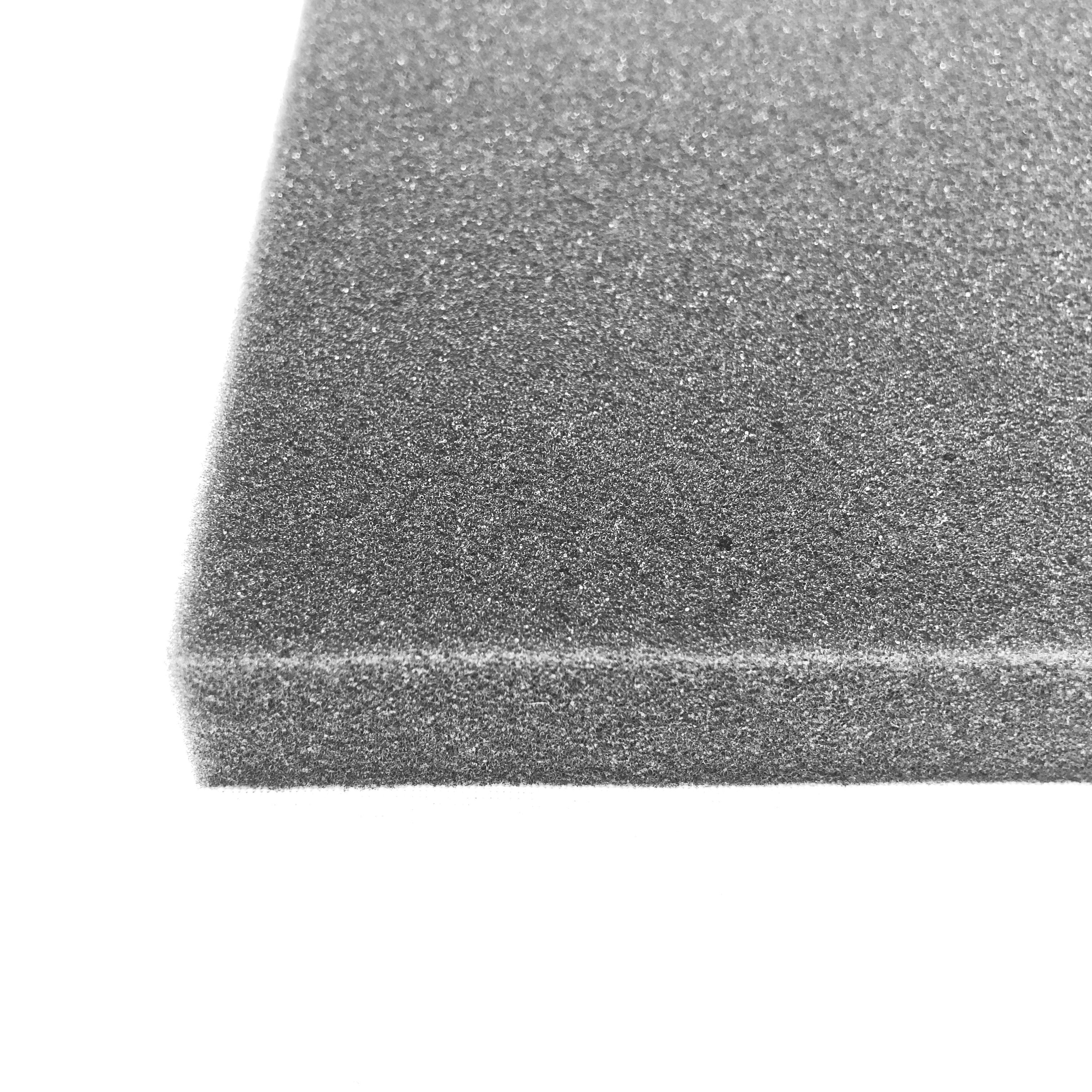Convoluted Egg Crate Appalachian Tough™ Gun Case Foam 24 x 24 x 1.5 1.5 in