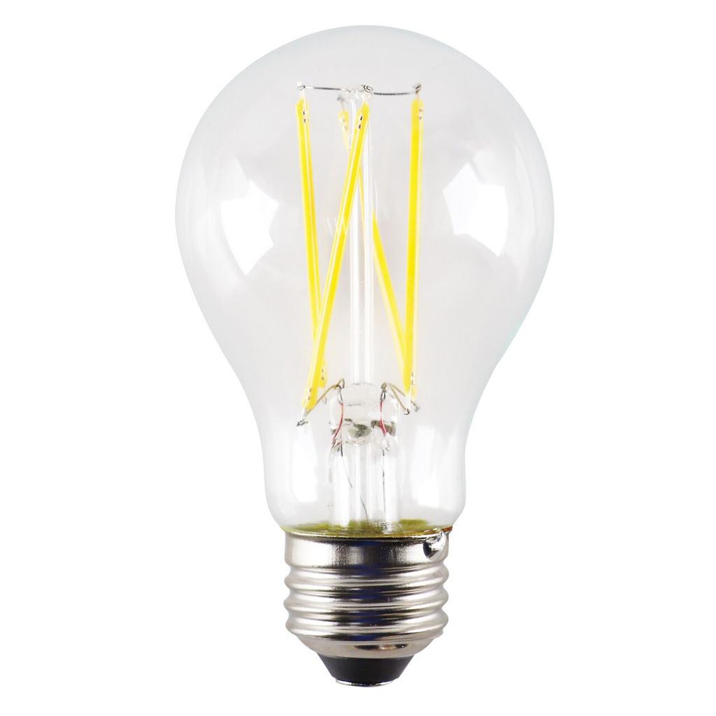 Halco A19CL7ANT/830/LED2 7W 3000K LED Decorative Bulb