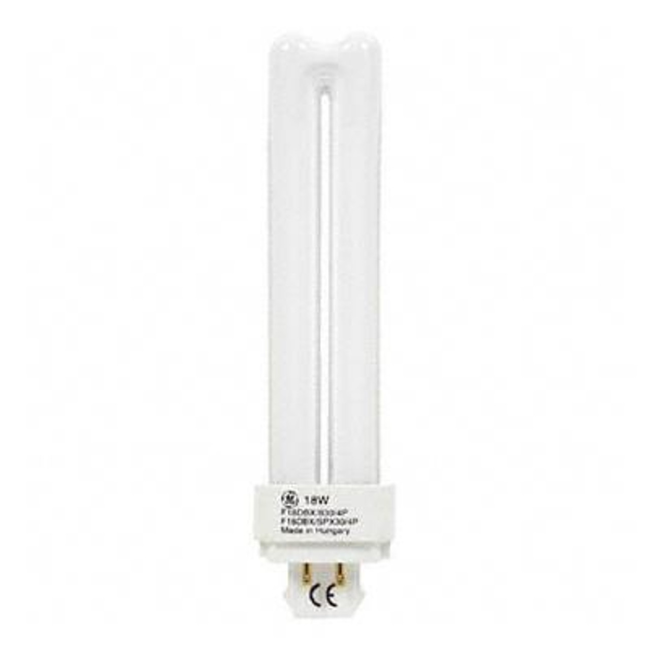TM GE LIGHTING F13DBX//830//ECO GE Biax T4 PL Plug-In Fluorescent Light 13W
