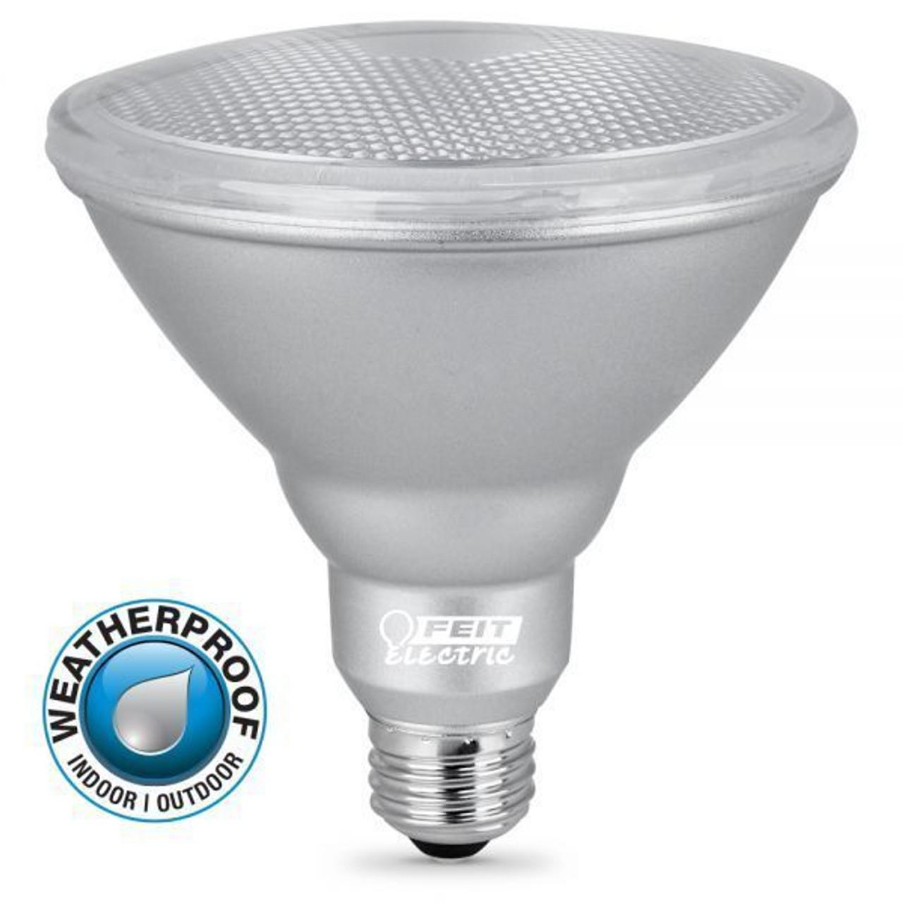 PAR38 LED Green Light PAR38//G//10KLED//BX Feit Electric 7W Decorative LED