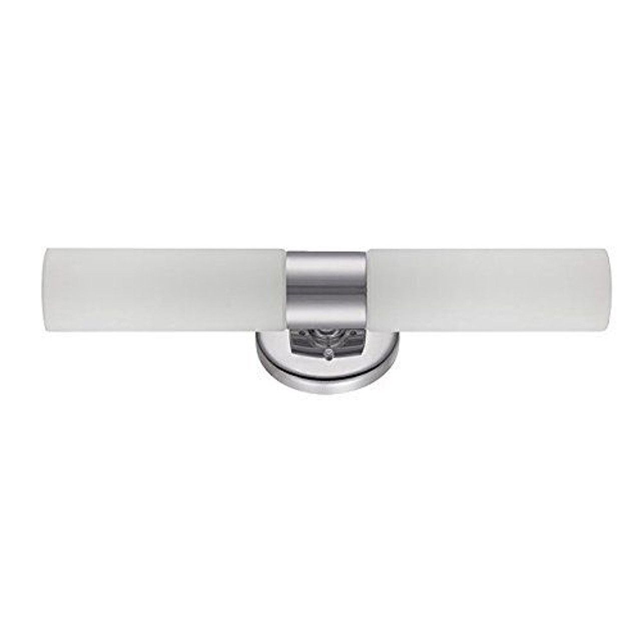 Sunset F9022 15 Frosted Glass 2 Light Vanity Light Sconce Fixture