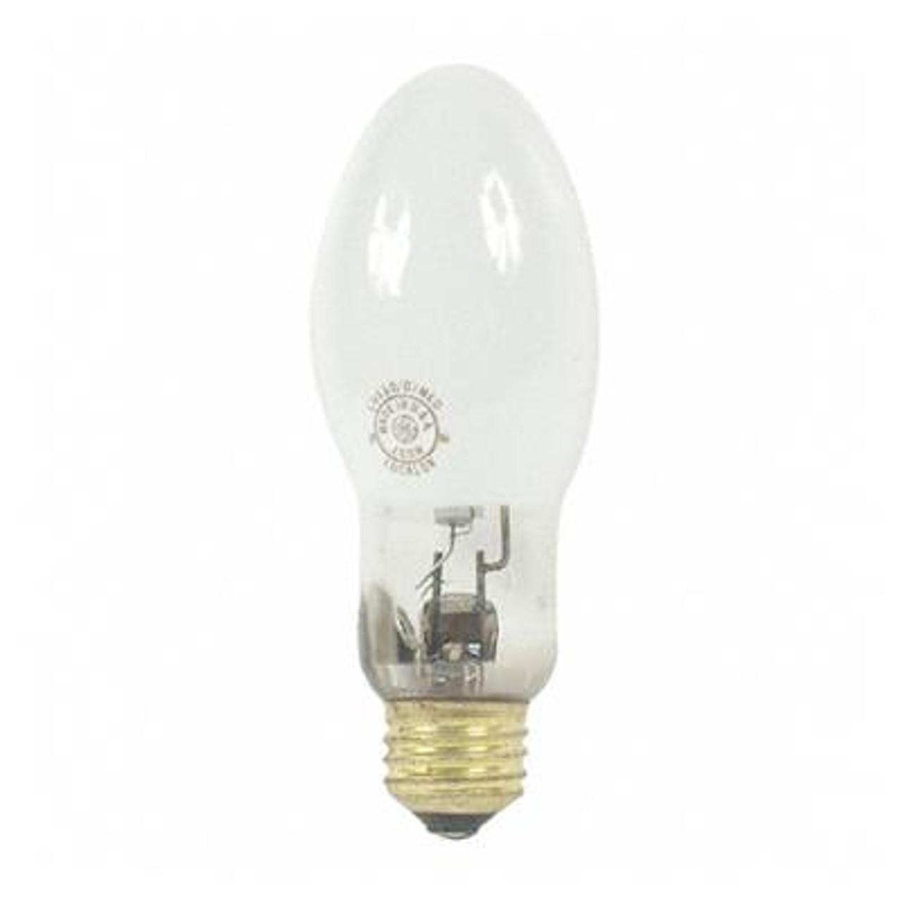GE LU70//MED Lucalox 70-Watt High Pressure Sodium Lamp Light Bulb 70W S62 HPS E26