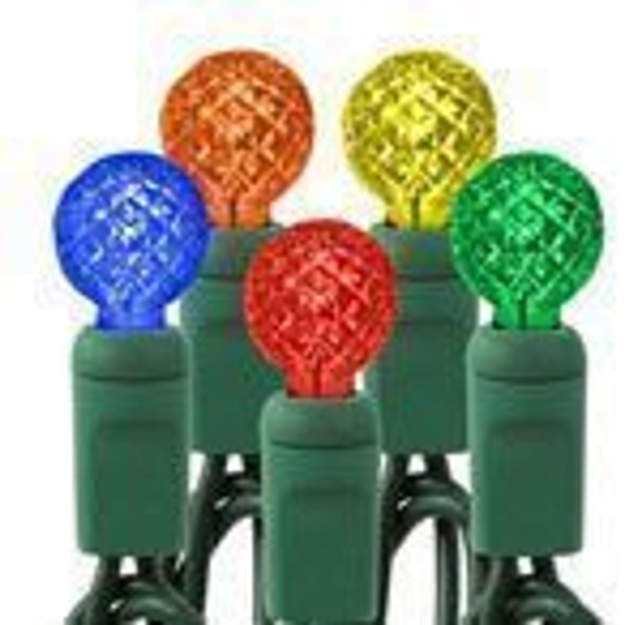 G12 Round Ball String Lights