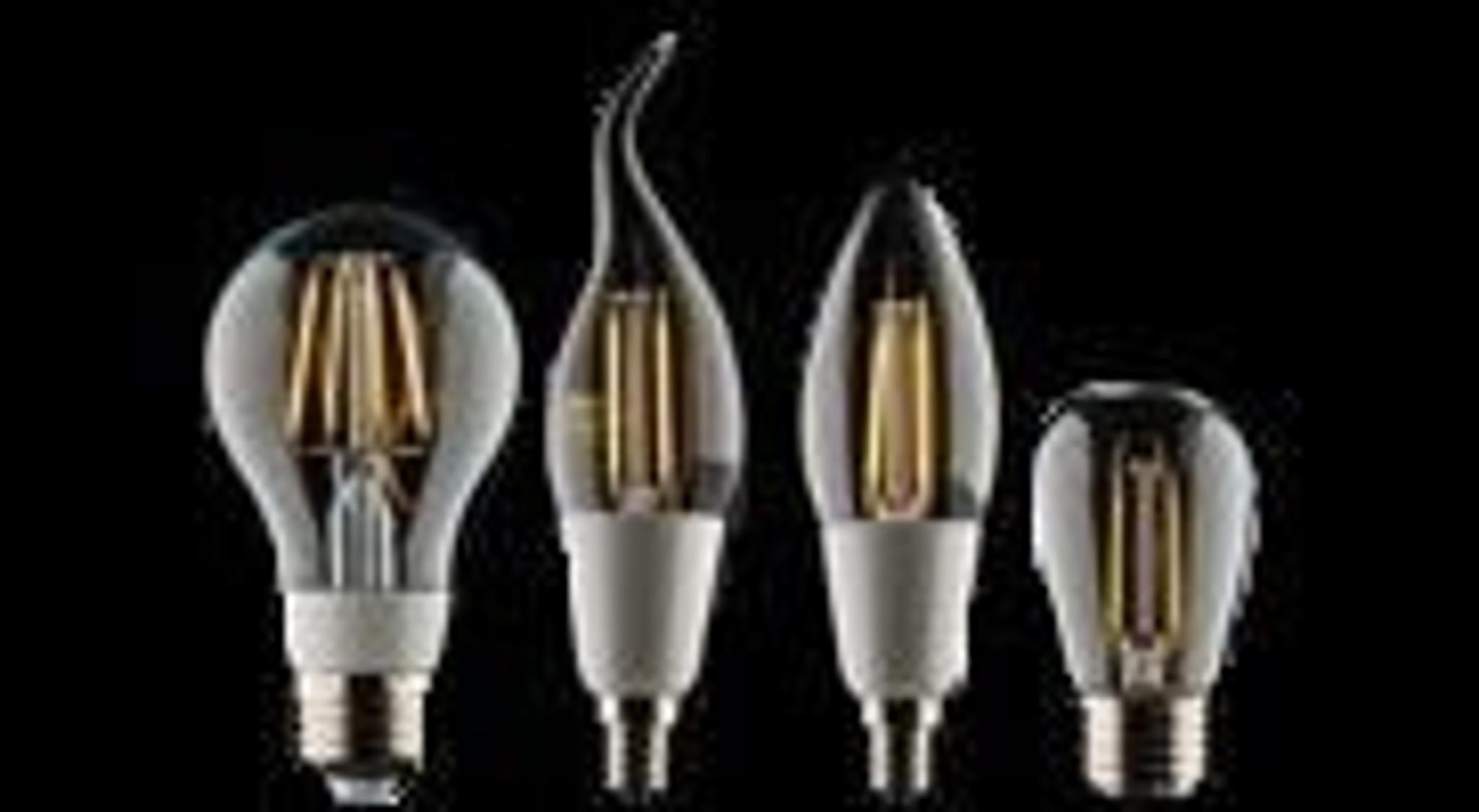 Antique Vintage Bulbs