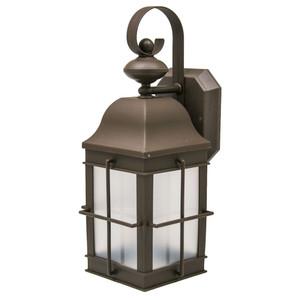 Incon Lighting 31963B-23GU-35K 23 Watt CFL Bronze Stagecoach Light Fixture