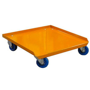Air Cycle 55-470 Bulb Eater 55 Gallon Drum Mover Dolly