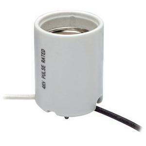Leviton 8756-2 E39 Mogul Base Lampholder 4KV Pulse Rated