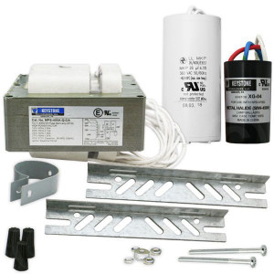 Keystone MPS-1000A-Q-KIT 1000W M141 Pulse Start Ballast 4 Tap