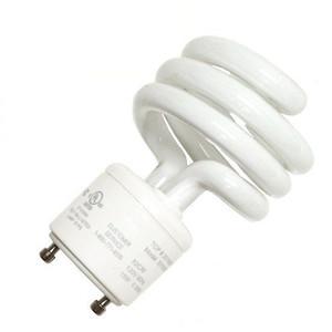 TCP 33118SP50K 18W CFL GU24 Base Springlamp 5000K