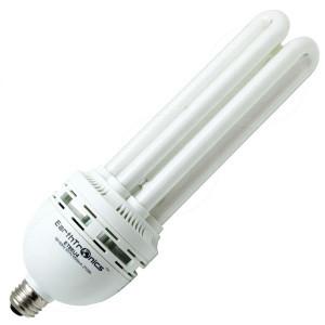 Earthtronics ET65U4 65W CFL Soft White 2700K Light Bulb
