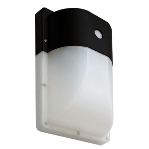 Polycarbonate LED Entry Light with Photocell