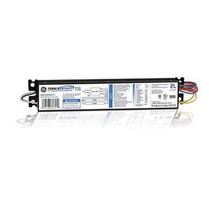 GE 62721 UltraStart GE232PS347-L Electronic Program / Rapid Start T8 Ballast