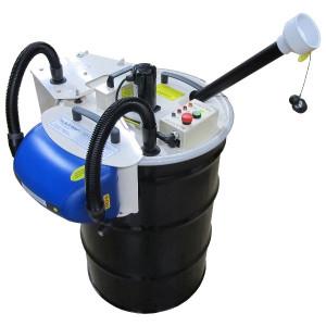 Air Cycle 330-005 VRS Light Bulb Eater Fluorescent Tube Crusher