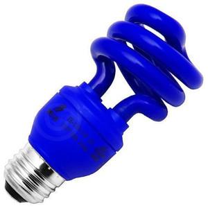 Longstar FE-IIS-13W-B 13W Blue CFL Party Light Bulb
