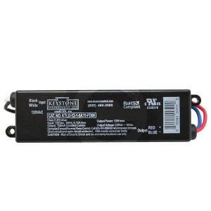 Keystone KTLD-12-1-0A70-FDIM-AF1 12W Dimmable LED Driver Ballast