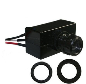Premier 03PC1001 Photoelectric Switch 120V Button Style E208507
