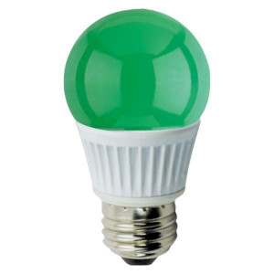 TCP LED5E26S14GR 5W Green LED S14 Wet Location Signage Bulb
