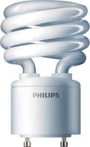 Philips EL/mDT GU24 Energy Saver 18W Self Ballasted CFL   2700K