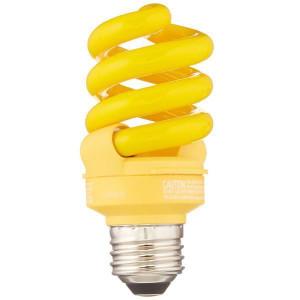 TCP 48913Y 13W Bug Yellow Pro CFL T3 Spiral Bulb