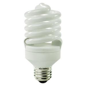 TCP 4892335K 23W CFL TruStart Fluorescent Bulb 3500K