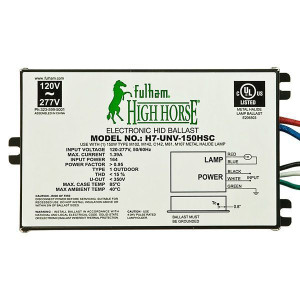 Fulham HighHorse H7-UNV-150HSC Electronic HID Ballast