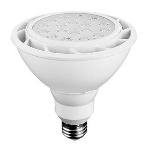 Euri Lighting EP38-1000ew LED 18W PAR38 Reflector Flood 3000K