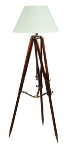 Authentic Models SL019 Campaign Tripod Lamp